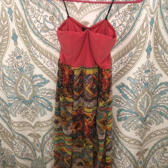 Deb Dresses & Skirts - Strapless Maxi Dress